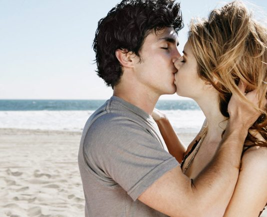How to become good at kissing