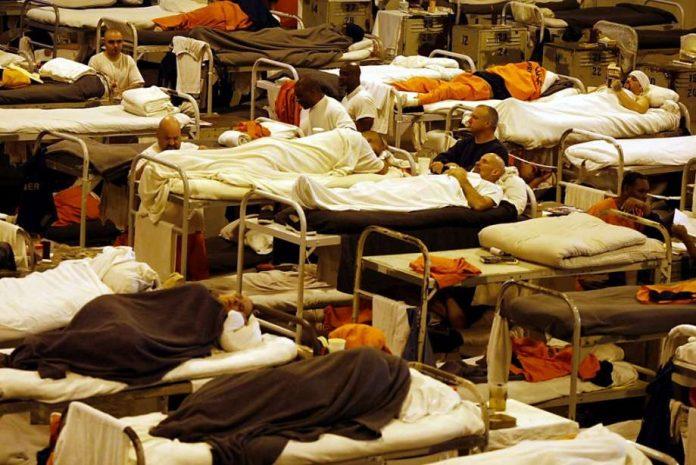 Republican create the prison population