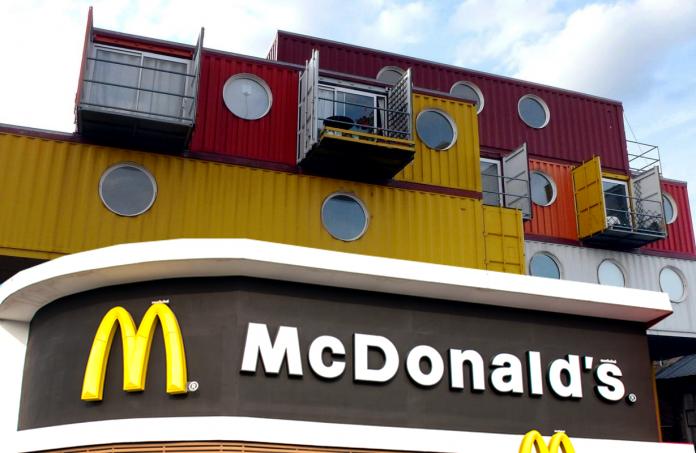 Mcdonald's Food Spaces